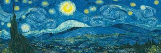 Starry Night Panorama