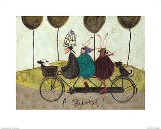 A Bikeful!