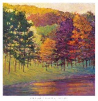 Colors At The Lake