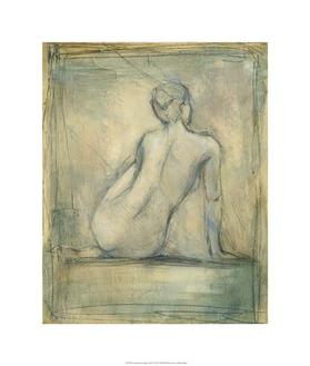 Contemporary Figure Study I