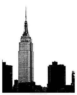 NYC Skyline I