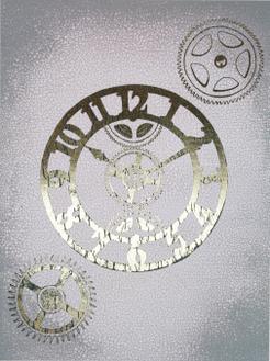 Gilded Clocks II