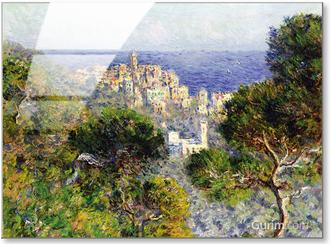 View of Bordighera, 1884