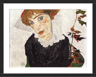 Portrait Of Walley(1912)