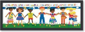 Children Love the World