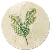 Sago Palm Leaves Neutral