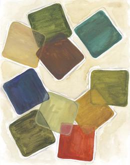 Color Bloc I