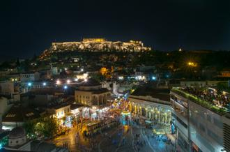 Acropolis Night II
