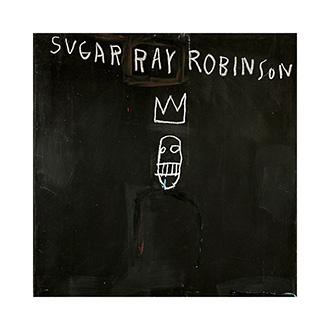 Untitled (Sugar Ray Robinson) 1982