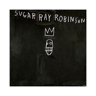 Untitled (Sugar Ray Robinson) 1982