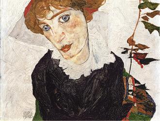 Portrait Of Walley (1912)