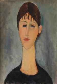 Portrait of Madme Zborowska