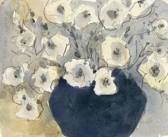White Blossom Study I