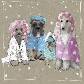 Fancypants Wacky Dogs I
