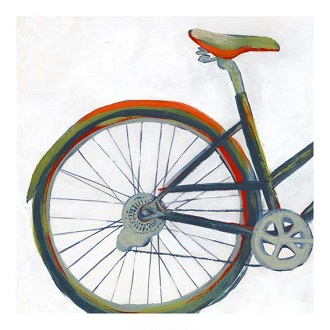 Bicycle Diptych I