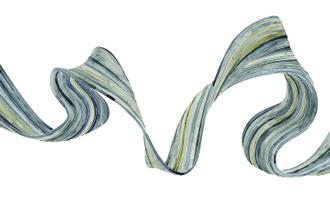 Ribbon Stream II