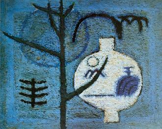 항아리, 1958
