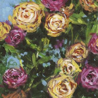 Roses in Sunlight II