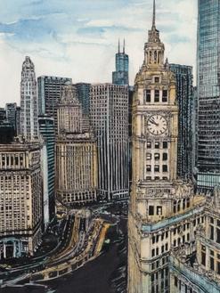 US Cityscape-Chicago