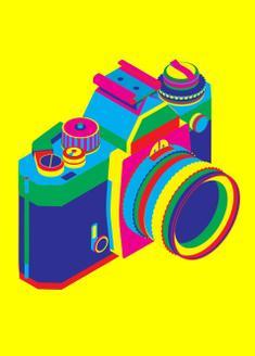 Nikon Camera, 2016 (36 Editions)