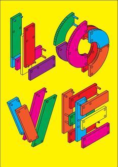 Love, 2018 (30 Editions)