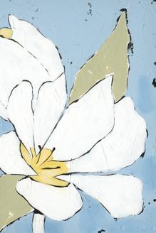 White Tulip Triptych III