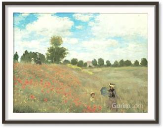 Wild Poppies, Near Argenteuil