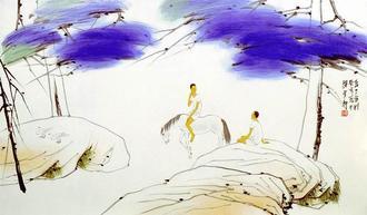 소년과 비둘기, 1983