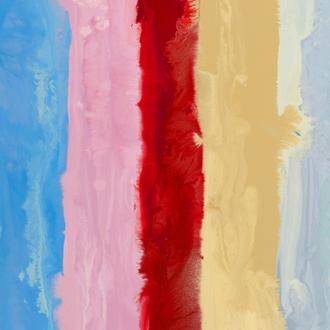 Colorful Stripe II