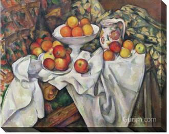 Apples and Oranges By Paul Cezanne