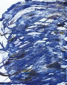 Blue Infinity II