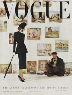 Vogue March 1948