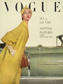 Vogue July 1950