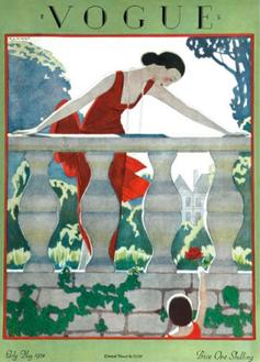 Vogue, Early May 1924