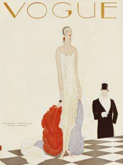 Vogue Late December 1925