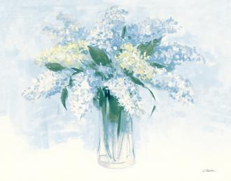 Contemporary Lilac Blue