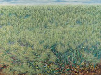 바람결 이는 푸른 보리밭, 1994