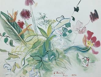 Bouquet Champetre, 1953