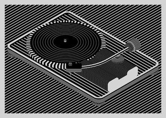 Turntable, 2018 (20 Editions)