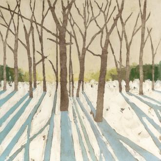 Winter Shadows I