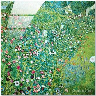 Italian Garden Landscape (이탈리아 정원 풍경)