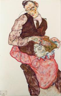 Lovers, 1914