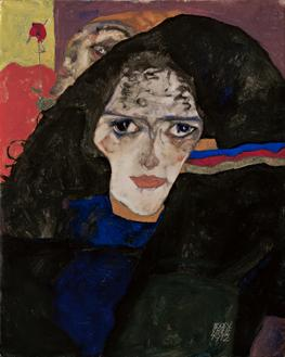 Mourning Woman. 1912