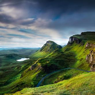 Summer on the Quiraing