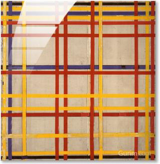 Mondrian, New York City II