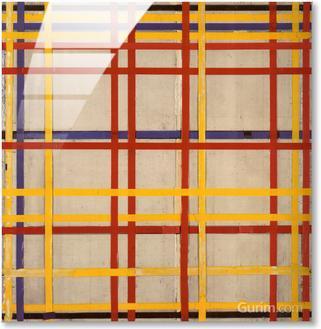 Mondrian, New York City II