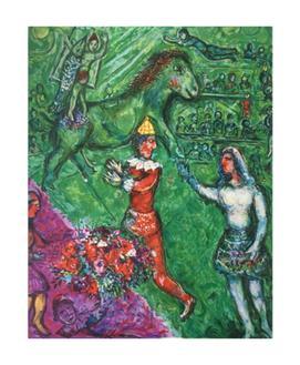 Le Cirque Vert (500 Editions)