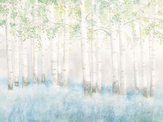Soft Birches
