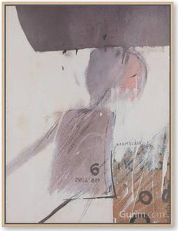 Study for Doll Boy, 1960