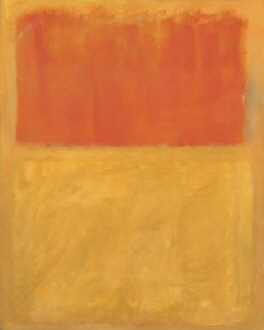 Orange and Tan, 1954